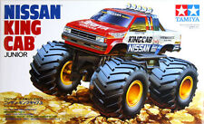 Tamiya 17007 Mini 4WD Nissan King Cab Jr. 1/32