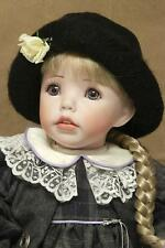 Eleanor - Porcelain Doll by Celia Dolls, Limited Edition