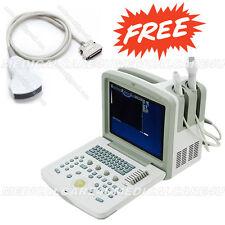 CE+,Portable Ultrasound Scanner ultrasound diagnostic system LCD CMS600B3 USB