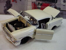 1958 Chevy Jada American Graffiti style with Black or Chrome Wheels 1:24th scale