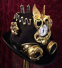 Steampunk Hat Victorian Tesla Cosplay