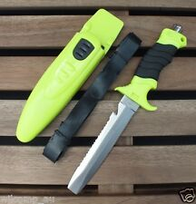 Abalone Divers Knife Tool Stainless Steel WILCOMP WIL-DK-12