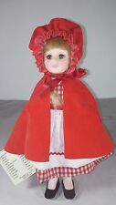 """(#103)VINTAGE EFFANBEE """"STORY BOOK"""" COLLECTIBLE DOLL 