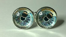Pink Floyd's Pulse Album Cover, Retro Rock Cufflinks