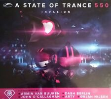 "Various  ""A State Of Trance 550 Invasion"" * ARMA325 / 5 CD-Box mixed"