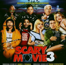 CD Album Soundtrack Scary Movie 3 Varese Sarabande 2003 (Kevin Hart)