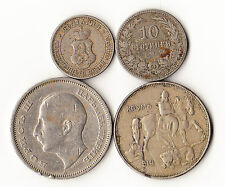Bulgaria - Lot of 4 Coins #769