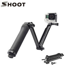 SHOOT 3 Way Monopod Grip Extension Arm Tripod Mount For Gopro Hero 4 Camera