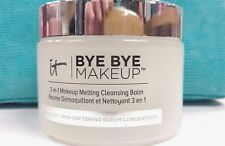 IT Cosmetics BYE BYE MAKEUP 3-in-1 Melting Cleansing Remover Balm Make-up 2.82oz