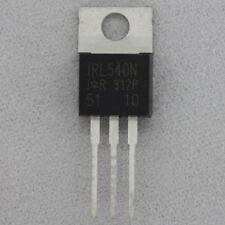 5pcs New IRL540 IRL540N Power MOSFET TO-220 IR