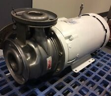 GOULDS STAINLESS STEEL CLOSED COUPLED CENTRIFUGAL PUMP 10HP