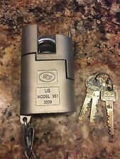 Sargent and Greenleaf (S&G) US Model 951 Padlock Lock