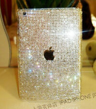 3D NEW Handmade Bling sparkle Resin Crystal For Apple iPad MINI case cover  ^C12
