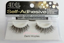 Ardell SELF-ADHESIVE DEMI WISPIES False Eyelashes Fake Lashes Natural Fashion
