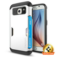 [Spigen Factory Outlet] Samsung Galaxy S6 Case Slim Armor CS Shimmery White