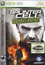Tom Clancy's Splinter Cell: Double Agent (Microsoft Xbox 360, 2006)