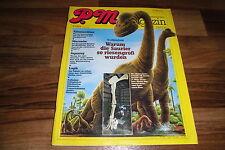 PM 5/1984 -- WARUM die SAURIER so RIESENGROß WURDEN / WELTRAUM- EISENBAHNTECHNIK