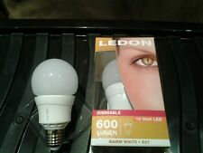 Ledon 10W LED Dimmable Bulb E27 Warm White BNIB