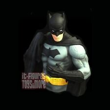 DC Comics Coin Bank PX New 52 BATMAN Plastic Vinyl Bust IN STOCK NOW!