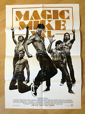Filmposter * Kinoplakat * A1 * Magic Mike XXL * 2015 * Channing Tatum