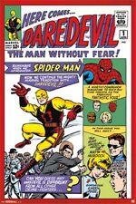 22x34 Daredevil No. 1 Comic Poster