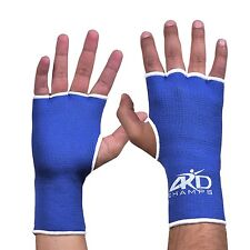 Ard Boxing Fist Inner Gloves Hand Wraps Muay Thai Boxing Martial Arts Blue