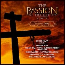 The Passion of the Christ (BRAND NW CD) Scott Stapp, Bard Paisley, Lauryn Hill !