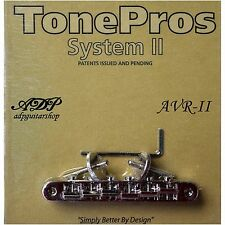 TonePros AVR2-N look CHEVALET VINTAGE remplace ABR-I Bridge GIBSON LP SG NICKEL