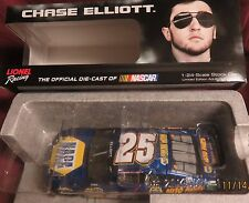 1/24 ACTION 2015 CHEVY SS, #25, NAPA, CHASE ELLIOTT,           FIRST CUP CAR!