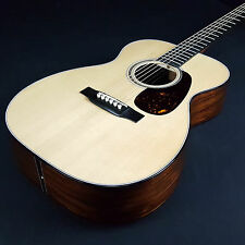 New Martin Custom Shop Guatemalan Rosewood 0014F 0014 00 14 F 28 Acoustic Guitar