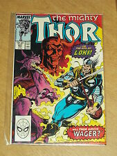 THOR THE MIGHTY #401 VOL 1 MARVEL MARCH 1989