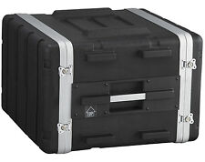 "Soundlab abs 8U 19"" rack case/flight case"