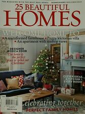 25 Beautiful Homes UK Victorian Villa Jess Zoob Dec 2014 FREE PRIORITY SHIPPING