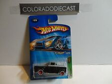 2005 Hot Wheels Treasure Hunt #125 Black '56 Flashsider Truck Unpainted Lights
