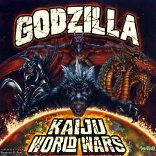 Godzilla Kaiju World Wars