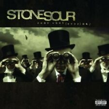 Come What(Ever) May - Stone Sour (2006, CD NIEUW) Explicit Version