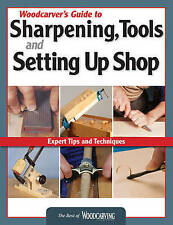 Woodcarver's Guide to Sharpening Tools and Setting Up Shop, Woodcarving Illustra