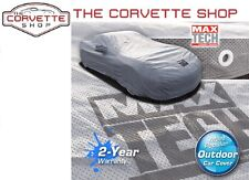 Corvette Max Tech Car Cover C6 2006-2013 Z06 Most Popular Indoor Outdoor 4 Layer