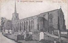 St. Margaret's Church, LOWESTOFT, Suffolk