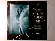THE ART OF NOISE Who's afraid of? lp ITALY