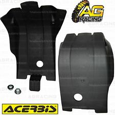 Acerbis Black Skid Plate Sump Guard For Suzuki RMZ 450 2013 13 Motocross Enduro