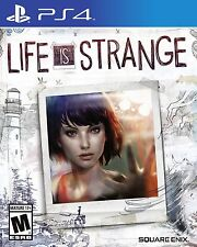 Life is Strange PS4 (Game Only)