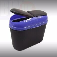 Car Trash Garbage Dust Rubbish Bin Flip Case Can Box Litter Container AC15