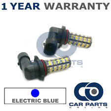 2X ELECTRIC BLUE HB4 60 SMD LED DIPPED BEAM BULBS FOR CHEVROLET CADILLAC NISSAN