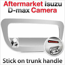 Isuzu D-Max Reverse Rear View Parking Backup Camera Trunk Handle Chrome Cover OZ