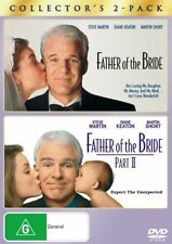 Father of the Bride / Father of the Bride: Part II (2) DVD NEW
