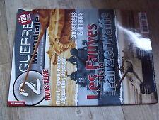 $$j Revue 2e Guerre Mondiale HS N°39 Les Fauves de la Panzerwaffe