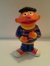 Vintage Sesame Street Ernie Ceramic, Gorham, Jim Henson, 1976 Japan