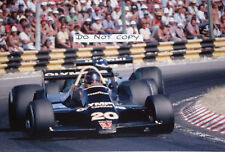 9x6 Photograph,James Hunt , F1 Wolf-Cosworth WR7, Argentine GP Buenos Aires 1979