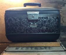 Vintage Fliteway Of England Luggage, Make Up Case, Cosmetic Carrier